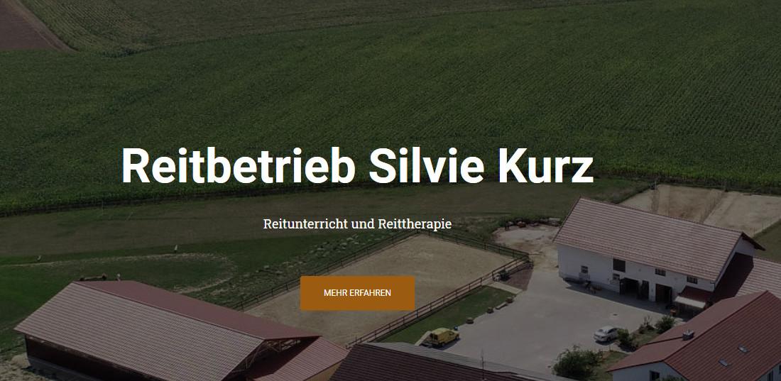 www.reitbetrieb-silvie-kurz.de